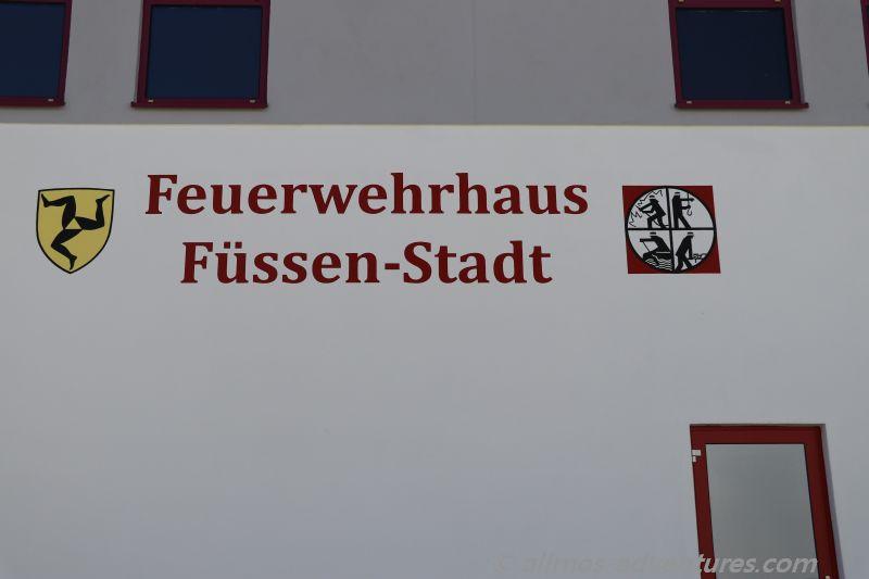 Füssen: Feuerwehr