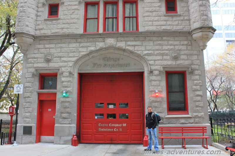 2015: Chicago Fire Department
