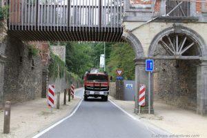 Allmo an der Abtei Villers-la-Ville