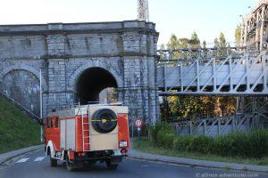 Allmo und das alte Schiffshebewerk Nr. 4