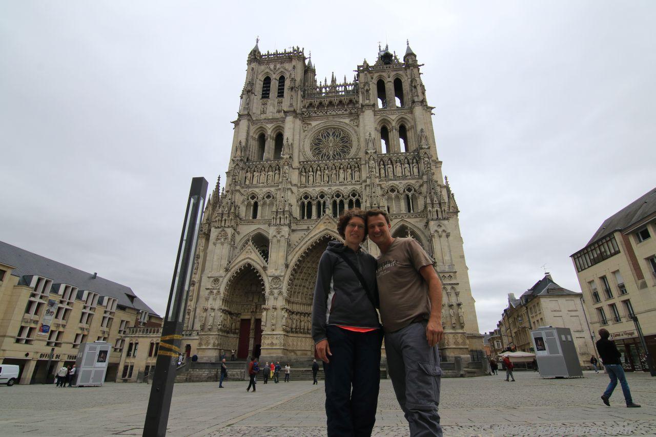 Kathedrale Notre Dame d'Amiens
